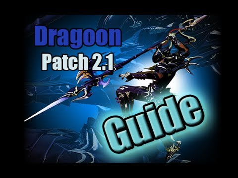 FFXIV: ARR - Updated Patch 2.1 Dragoon Rotation Guide, BiS Gear & Stat ...