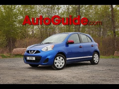 2015 Nissan Micra Review