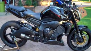 2. Yamaha FZ1 and Graves Exhaust note 005.MP4