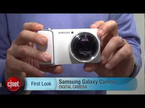 Samsung Galaxy Camera – Are Smart Phones Gunning for the Fixed Lens Camera Market?