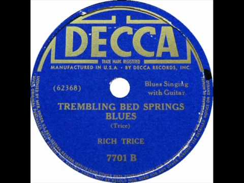 Bed Spring Blues