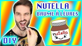 Video DIY BAUME A LEVRES NUTELLA - NUTELLA LIP BALM MP3, 3GP, MP4, WEBM, AVI, FLV Oktober 2017