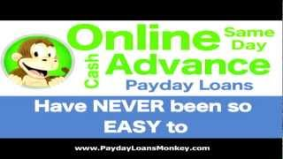 Online Payday Loans YouTube video