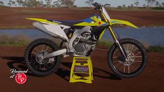 9. MXTV Bike Review - 2018 Suzuki RM-Z450