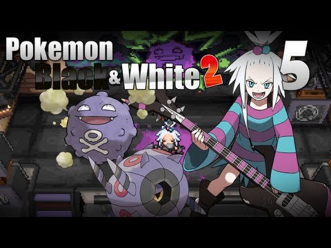 Pokémon Black & White 2 - Episode 5 [Virbank Gym]