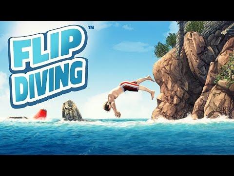 flip diving gogy games