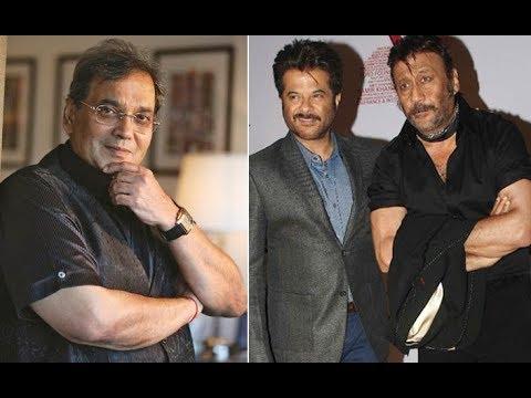 फिरसे एक साथ काम करेंगे Anil Kapoor & Jackie Shroff Subhash Ghai की फिल्म में