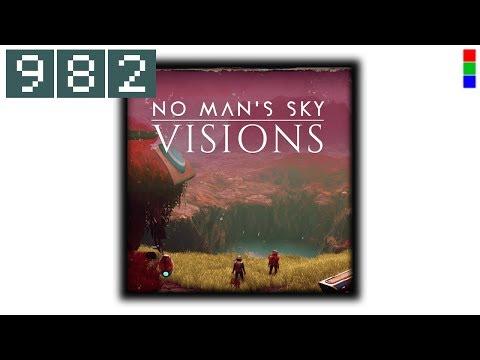 No Man's Sky Visions deutsch Let's Play #982 ■ Nur noch X-mal schlafen ■ Gameplay german