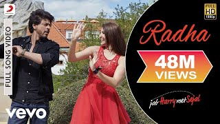 Video Radha - Full Song Video | Anushka | Shah Rukh | Pritam MP3, 3GP, MP4, WEBM, AVI, FLV Juli 2018