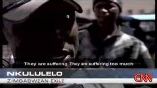 A report by CNN on how Zimbabweans in exile are surviving- www.nehandaradio.com.