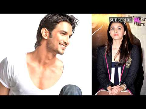 Alia Bhatt and Sushant Singh Rajput to star in Hom