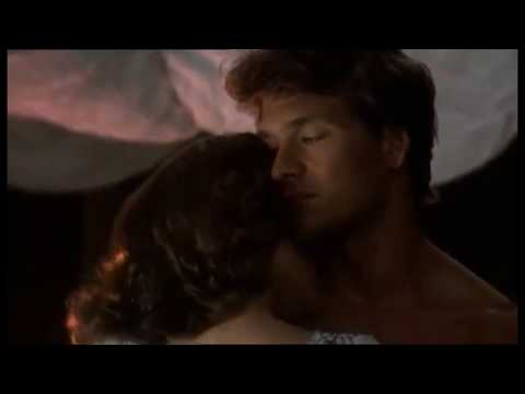"Dirty Dancing-Patrick Swayze and Jennifer Grey Passionate Intimate Scene, 'Cry to Me"" Song"