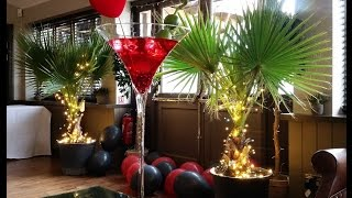 Our Stunning palm trees out and about!