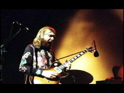 """Blue Sky"", Duane Allman's Solo, at Stonybrook, 1971-09-19"