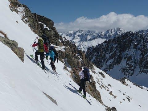 Skitouren im Nationalpark Aiguestortes / Pyrenäen | B ...
