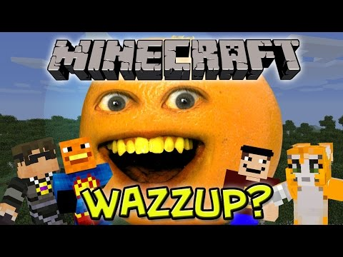 annoying - WAZZUP MINECRAFT!? HAHAHA! Did you spot SkyDoesMinecraft, iBallistiicSquid and StampyLongNose!? Watch the ENTIRE season #1 of my TV show on Hulu: http://hulu...