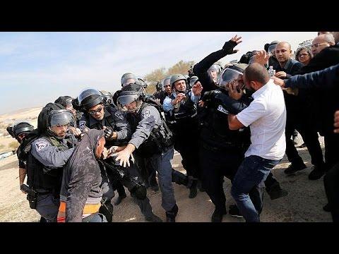Ισραήλ: Επεισόδια για την κατεδάφιση οικισμού βεδουίνων