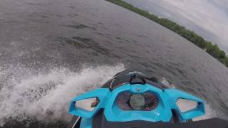 6. 2017 Sea-Doo GTR 230 Review / First Vlog