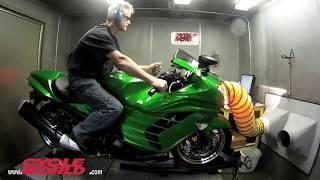 4. Dyno Run: 2012 Kawasaki Ninja ZX-14R