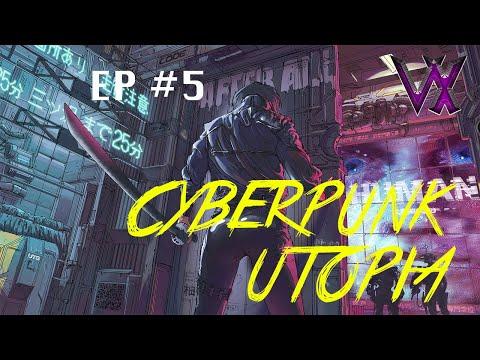 Metalstep   Darksynth   Back To The 80's - LIVE DJ Set   Cyberpunk Utopia