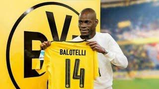 Mário Balotelli 2017 · Welcome to Borussia Dortmund · Goals | Football BR