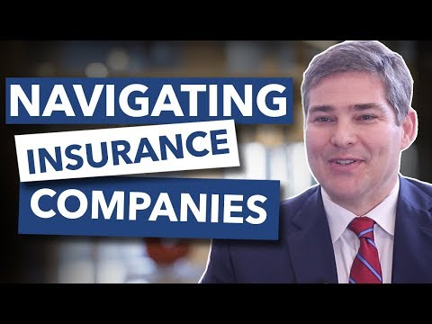 How To Navigate Insurance Companies with Craig Wilkerson | A Legal Minute