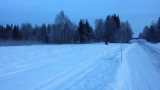 6. Aprilia SXV 5.5 Snowbike