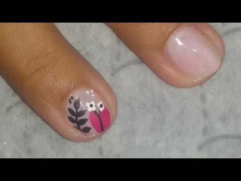 3 diseños de uñas rápido y fácil  Cindy Nails