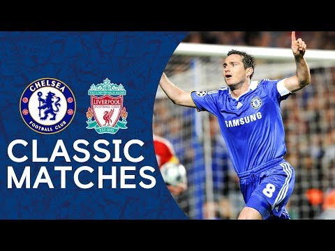Chelsea 4-4 Liverpool | Frank Lampard Double Puts Chelsea Through | Champions League Highlights