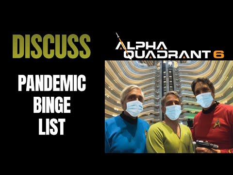 If you are looking for movies and TV shows to watch during the pandemic here is our list!