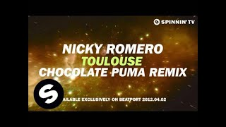 Video Nicky Romero - Toulouse (Chocolate Puma Remix) [Official Teaser] MP3, 3GP, MP4, WEBM, AVI, FLV Juni 2018