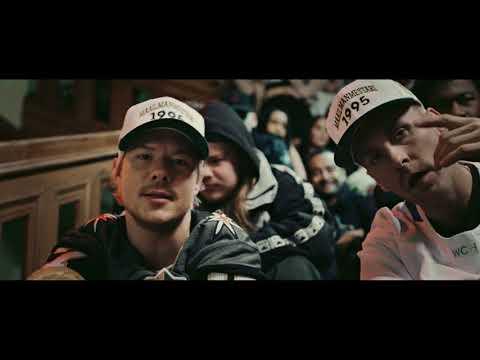 JVG - Hombre (feat. Vesala) (видео)