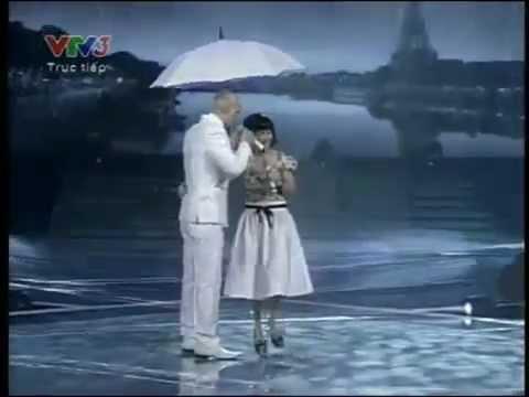 Phan Đình Tùng Cát Phượng - Đường xa ướt mưa (hài hước)