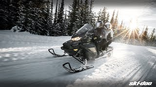 6. The 2019 Ski-Doo Touring & Sport Utility Snowmobiles