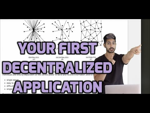 A Guide to Building Your First Decentralized Application (видео)