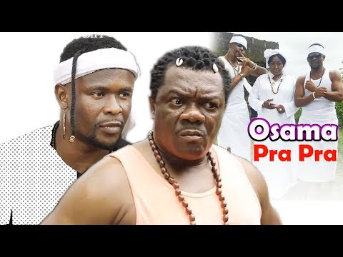 Osama Pra-Pra Part 3 - Zubby Michael & Kevin Ikeduba Latest Nollywood Movies.