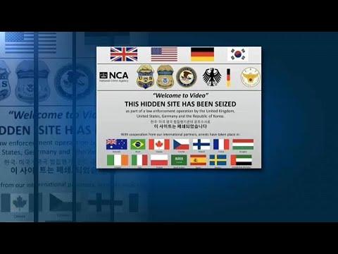 Εξαρθρώθηκε διεθνές δίκτυο παιδικής πορνογραφίας