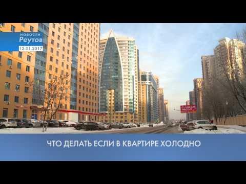 Новости Реутова 12.01.2017 - DomaVideo.Ru