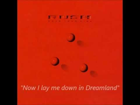 Rush - Second Nature (with lyrics)
