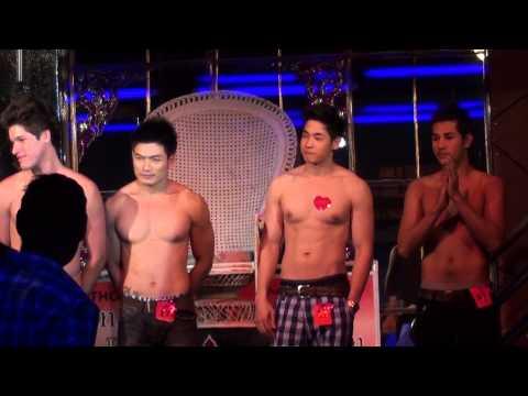 MR GAY PHUKET 2012 1 (видео)
