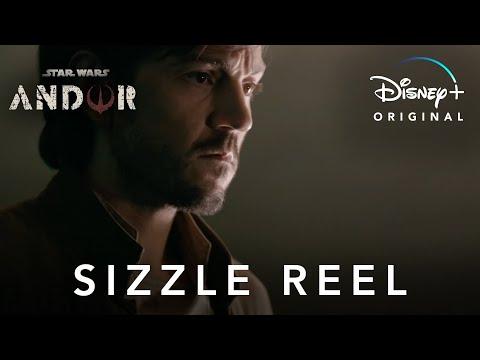 Sizzle Reel  Andor  Disney