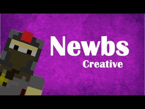Newbies: Creative (Minecraft Machinima)