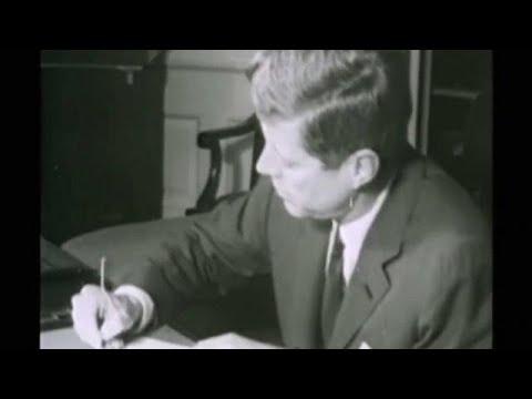 Στη δημοσιότητα απόρρητα έγγραφα για τη δολοφονία Κένεντι