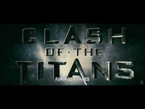Furia de Titanes - Trailer 2 Sutitulado Español - FULL HD