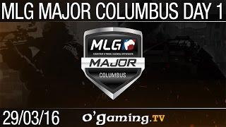 G2 Esports vs Virtus.Pro - MLG Major Columbus - Day 1 - Groupe D