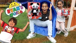 Magical Ryan's World Toys Surprise FamousTubeKIDS