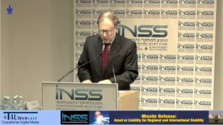 The Future of Missile Defense: A NATO Perspective - Keynote Address by Ambassador Alexander Vershbow
