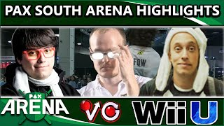 PAX South Arena Smash 4 Highlights!