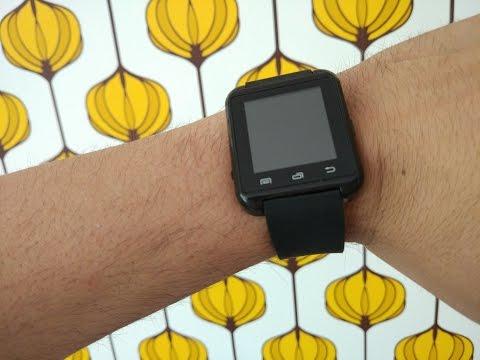 U8 Smartwatch Unboxing: Die 7 EUR Apple Watch ?