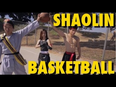 Shaolin Basketball (skit) - Fung Brothers